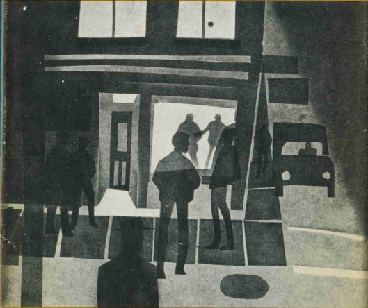 From the cover of 'street-corner research', by Ralph Schwitzgebel